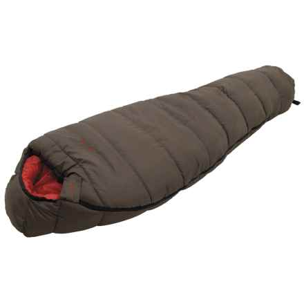 ALPS Mountaineering 0°F Echo Lake Sleeping Bag - Long, Synthetic, Mummy in Clay/Rust - Closeouts
