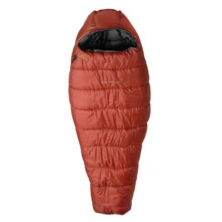 ALPS Mountaineering -20°F Echo Lake Sleeping Bag - Long, Synthetic, Mummy in Rust/Black - Closeouts