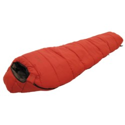 ALPS Mountaineering 20°F Echo Lake Sleeping Bag - Long, Synthetic, Mummy in Rust/Clay