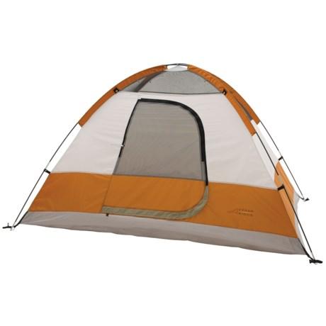 ALPS Mountaineering ALPS Cedar Ridge Rimrock Tent - 4-Person, 3-Season in Rust/Clay