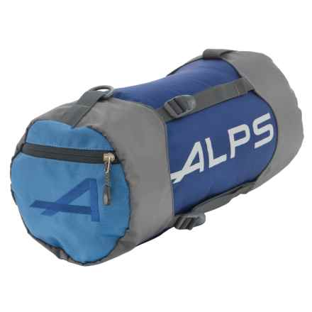 ALPS Mountaineering Alps Mountaineering Compression Stuff Sack - Small in Blue - Closeouts