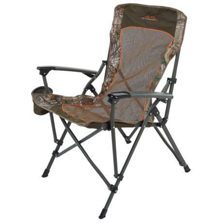 ALPS Mountaineering ALPS OutdoorZ Crossover Chair in Xtra/Brown