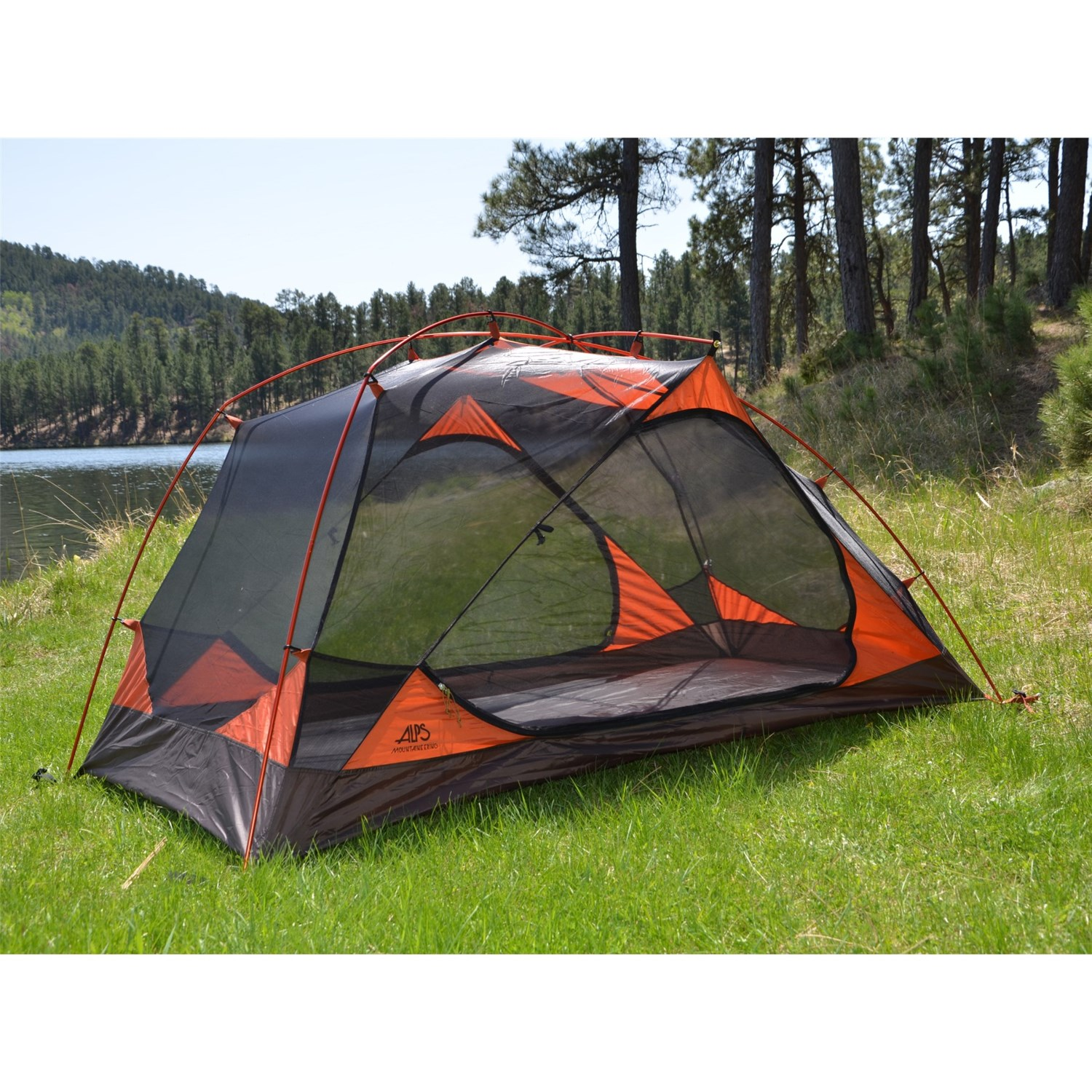 Two Person Tent : Alps mountaineering aries tent person season