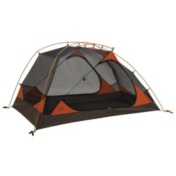 ALPS Mountaineering Aries 3 Tent - 3-Person, 3-Season in Orange/Brown