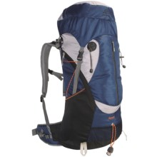 ALPS Mountaineering Ascent 3900 Backpack - Internal Frame in Blue - Closeouts