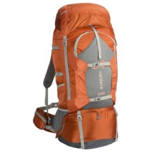 ALPS Mountaineering Caldera 5500 Backpack - Internal Frame in Rust - Closeouts