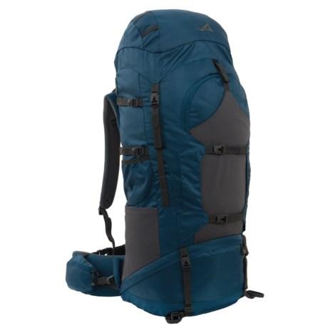 ALPS Mountaineering Caldera 90L Backpack - Internal Frame in Deep Sea