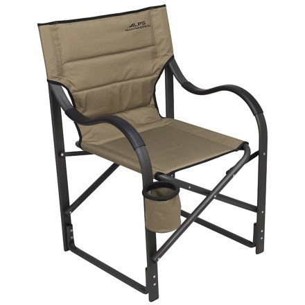 Alps Mountaineering Camp Chair In Khaki Closeouts