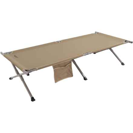 ALPS Mountaineering Camp Cot - Large in Khaki - Closeouts