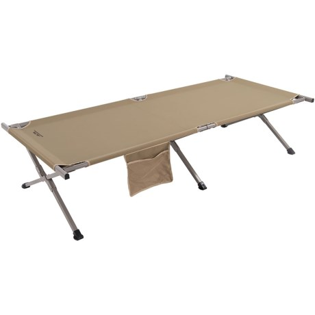 ALPS Mountaineering Camp Cot - Large in Khaki