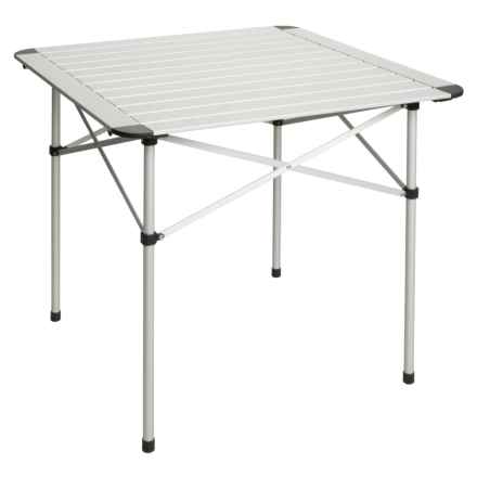 ALPS Mountaineering Camp Table in Silver - Closeouts