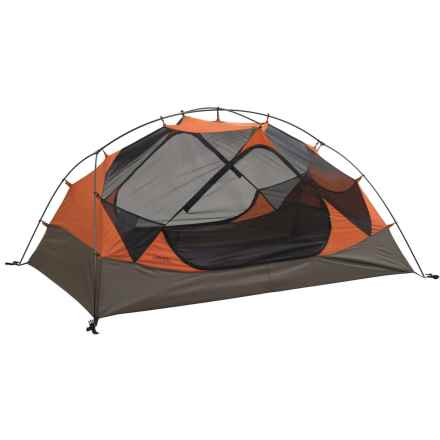 ALPS Mountaineering Chaos 2 Tent - 2-Person, 3-Season in Dark Clay/Rust - Closeouts
