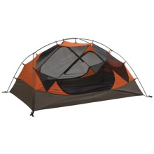 ALPS Mountaineering Chaos 3 Tent - 3-Person, 3-Season in Orange/Grey - Closeouts