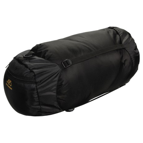 ALPS Mountaineering Compression Stuff Sack - Large in Black