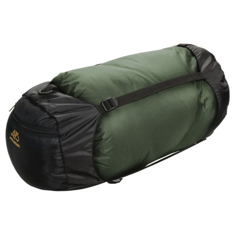 ALPS Mountaineering Compression Stuff Sack - Large in Green/Black