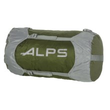 ALPS Mountaineering Compression Stuff Sack - Large in Olive - Closeouts