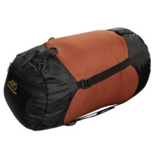 ALPS Mountaineering Compression Stuff Sack - Medium in Rust - Closeouts