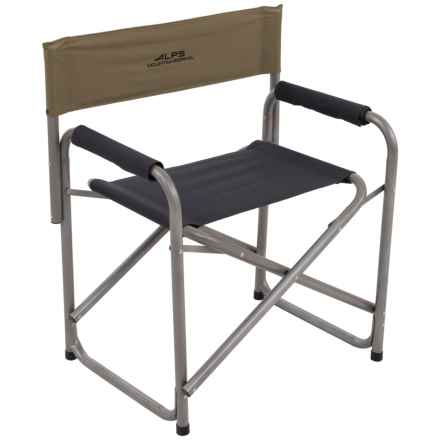 ALPS Mountaineering Director's Chair in Khaki/Coal - Closeouts