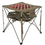 ALPS Mountaineering Eclipse Table - Checkerboard Top