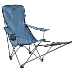 ALPS Mountaineering Escape Camp Chair in Steel Blue