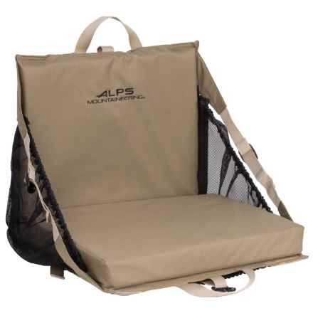 ALPS Mountaineering Explorer XT Camp Chair in Khaki - Closeouts