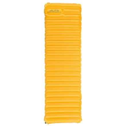 ALPS Mountaineering Featherlite Air Pad - Regular in Amber - Closeouts