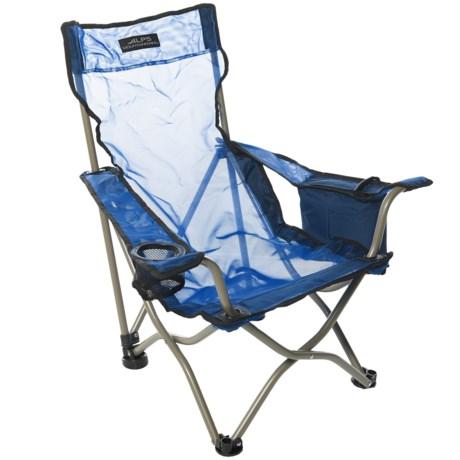 ALPS Mountaineering Getaway Chair in Blue