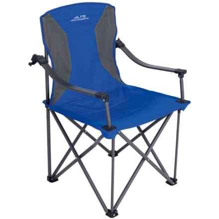 ALPS Mountaineering Lakeside Chair in Blue - Closeouts