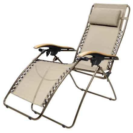 ALPS Mountaineering Lay-Z Lounger in Tan - Closeouts