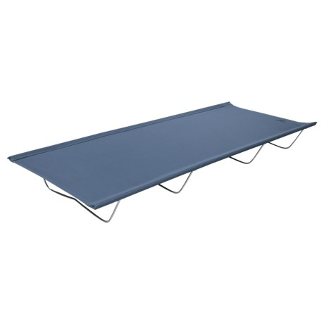 Alps Mountaineering Lightweight Cot in Steel Blue