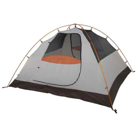ALPS Mountaineering Lynx Tent - 4-Person, 3-Season in Clay/Rust - Closeouts