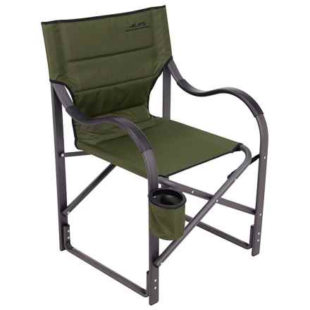 ALPS Mountaineering Mountaineering Camp Chair in Green - Closeouts