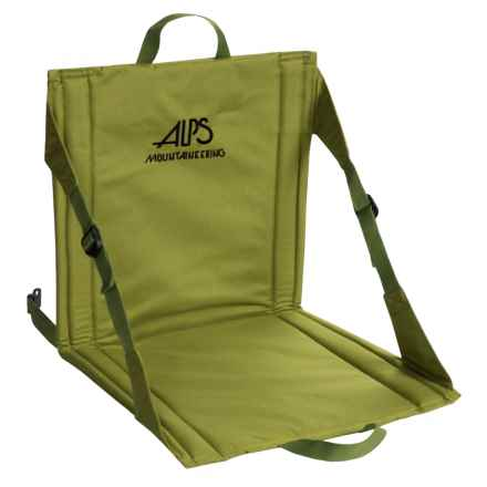 ALPS Mountaineering Mountaineering Weekender Folding Chair in Green - Closeouts