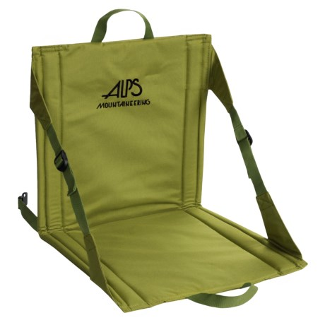 ALPS Mountaineering Mountaineering Weekender Folding Chair in Green
