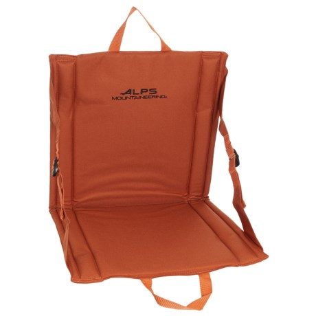 ALPS Mountaineering Mountaineering Weekender Folding Chair in Rust