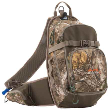 ALPS Mountaineering Quickdraw Hydration Pack - 70 fl. oz. in Brushed Realtree Xtra Hd - Closeouts