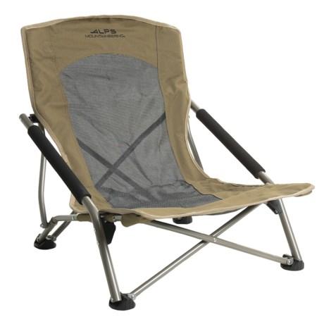 ALPS Mountaineering Rendezvous Folding Chair in Khaki