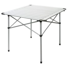 ALPS Mountaineering Roll-Up Camp Table - Aluminum in Silver - Closeouts