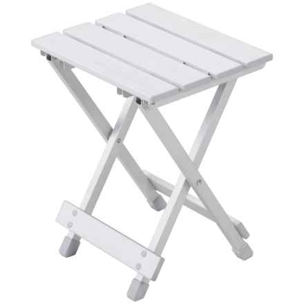 ALPS Mountaineering Sidekick Folding Side Table in Silver - Closeouts
