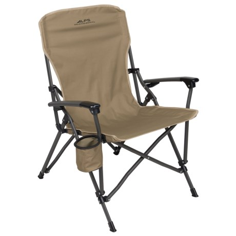 ALPS Mountaineering Steel Leisure Chair in Khaki