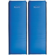 ALPS Mountaineering Summit Sleeping Pads - Self-Inflating, Set of 2 in Blue - Closeouts