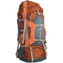 ALPS Mountaineering Transcend 5500 Backpack - Internal Frame in Rust - Closeouts