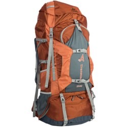 ALPS Mountaineering Transcend 5500 Backpack - Internal Frame in Rust