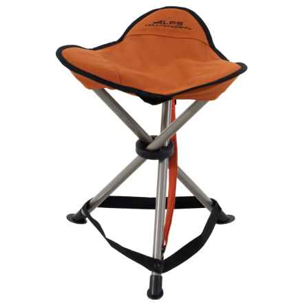 ALPS Mountaineering Tri-Leg Camp Stool in Rust - Closeouts