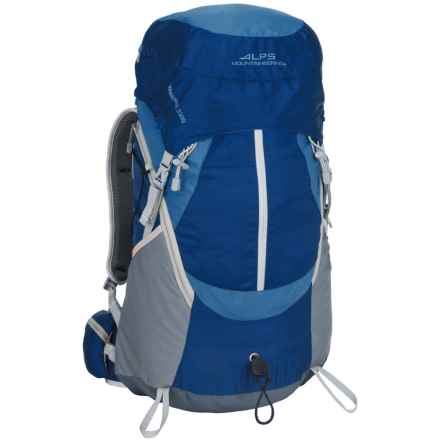 ALPS Mountaineering Wasatch 3300 Backpack - Internal Frame in Blue - Closeouts