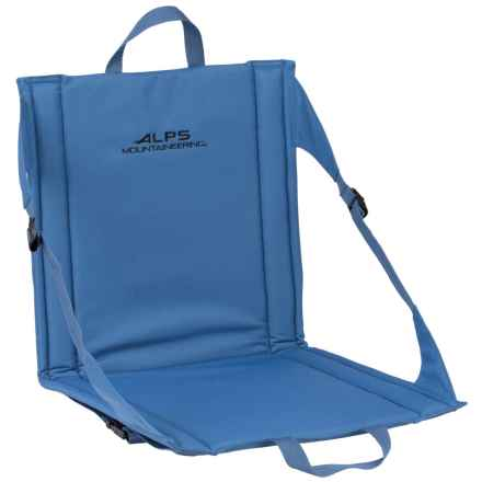 ALPS Mountaineering Weekend Folding Chair in Steel Blue - Closeouts