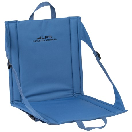 ALPS Mountaineering Weekend Folding Chair in Steel Blue