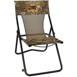 ALPS Outdoorz Forester Folding Chair in Realtree Xtra