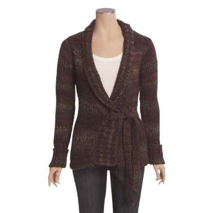 ALPS Ravenna Sweater (For Women) in Harvest Brown - Closeouts