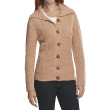 ALPS Sand Creek Cardigan Sweater (For Women) in Pheasant - Closeouts